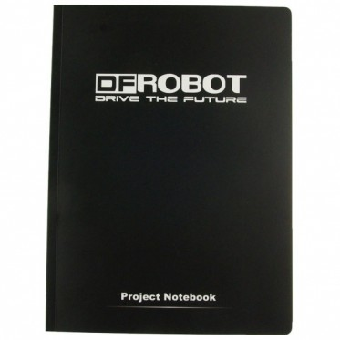 Project Notebook (Black) 5 Packs