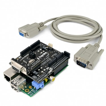 RS-485 / Modbus Shield for Raspberry Pi