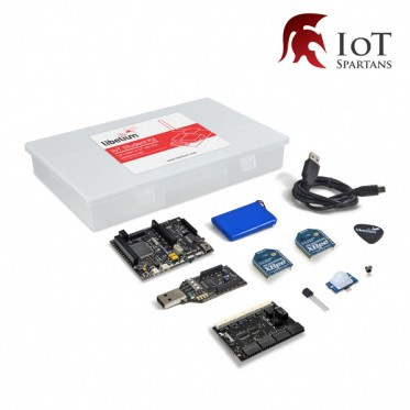 Waspmote Kit - IoT Spartans Challenge