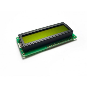 LCD 16*2 Characters w/ backlight