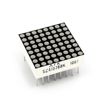 20mm 8*8 square matrix LED – Red