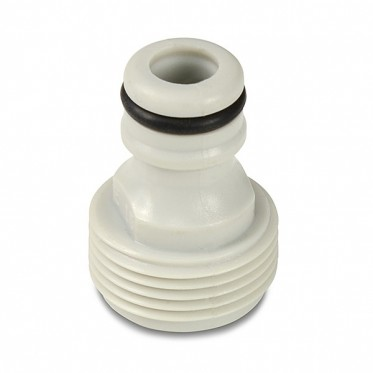 "Male hose adapter 1/2"" for Open Garden"