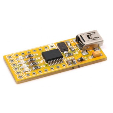 MCP2200 USB to Serial breakout board