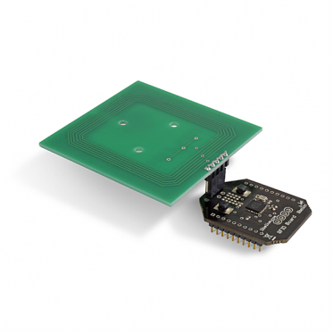 RFID 13.56 MHz Module for Arduino, Raspberry Pi and Intel Galileo [XBee Socket]