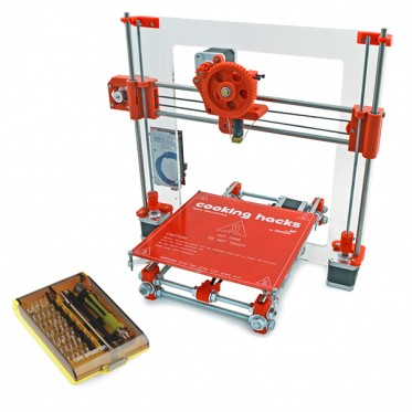 3D Printer Complete Kit + Tools - Prusa IT3