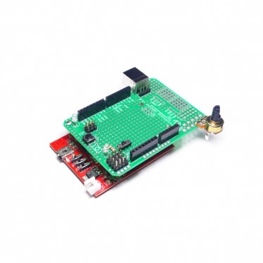 Arduino ProtoShield kit remixed v1.0
