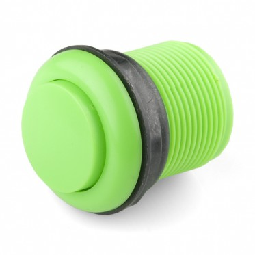 Push Button 33mm - Green