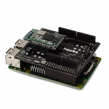 Wifi shield for Raspberry Pi