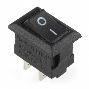 Rocker Switch - Medium