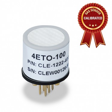 Calibrated Ethylene (ETO) gas sensor