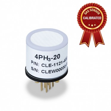 Calibrated Phosphine (PH3) gas sensor