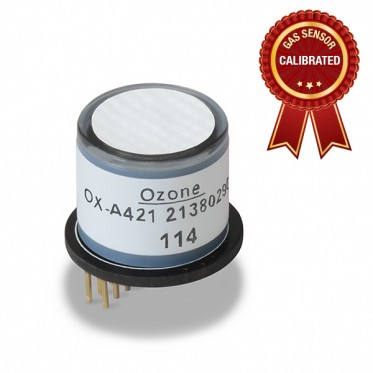 Calibrated Ozone (O3) gas sensor