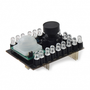 Waspmote Advanced Video Camera sensor board