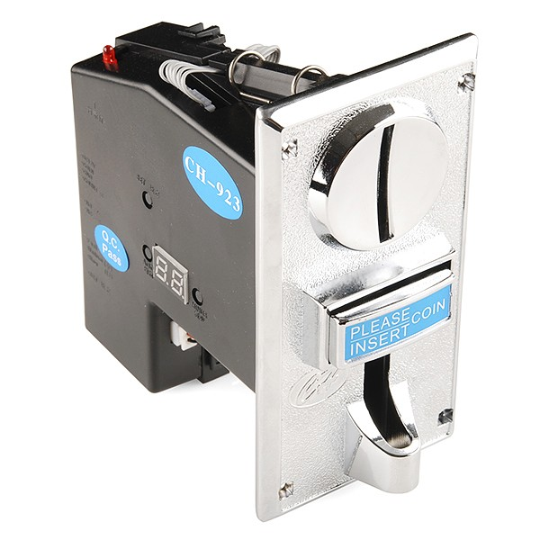Buy Coin Acceptor - Programmable (3 coin types) Online
