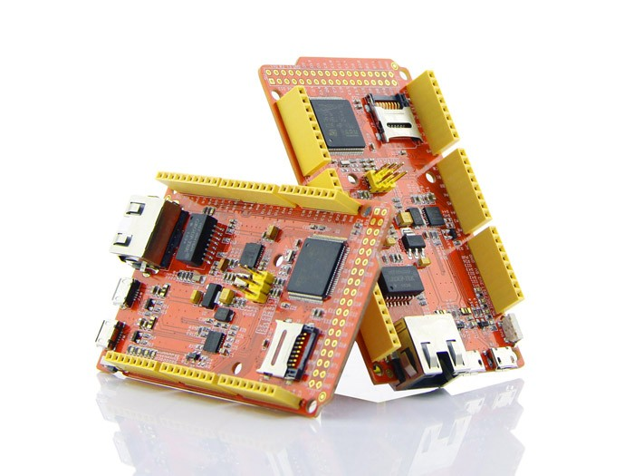 Buy Arch Max - Cortex-M4 based Mbed enable development board