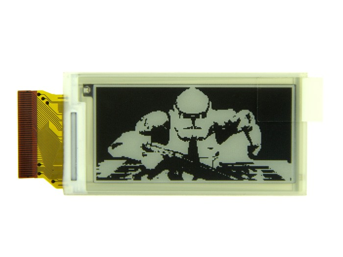 27 inch E-paper Display Embedded Artists AB
