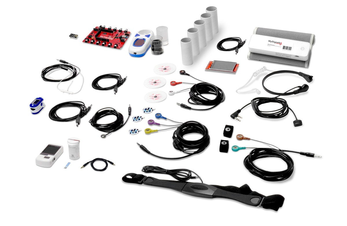 MySignals HW Complete Kit– Medical and eHealth Development