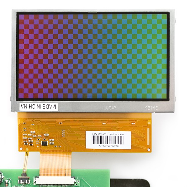 Color 24-bit Lcd 4 3 U0026quot  Psp 480x272 - Displays