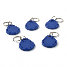 125 kHz Read only Keyring pack (5 units)