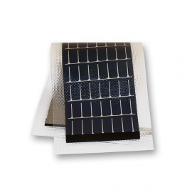 Flexible Solar Panel 7.2V + connector
