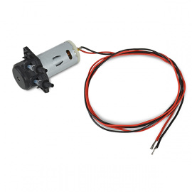Peristaltic pump for Open Aquarium