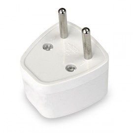 Plug Adapter for USA Flat to Europe