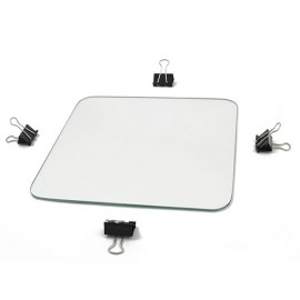 Mirror and clips for 3D Printer