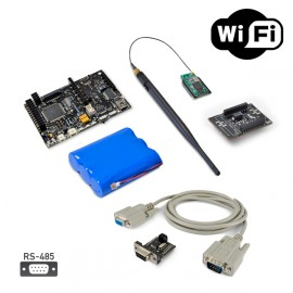 Industrial protocols RS-485 WiFi IoT kit