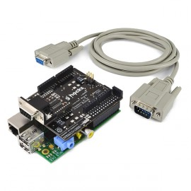 RS-232 Serial / Modbus Shield for Raspberry Pi
