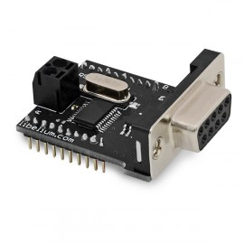 RS-485 / Modbus Module for Arduino, Raspberry Pi and Intel Galileo [XBee Socket]