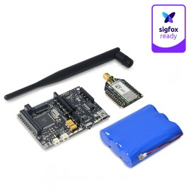 Sigfox IoT Starter Kit – EU (1 year connectivity free)