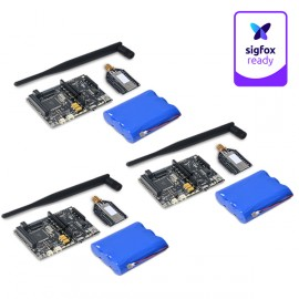 Sigfox IoT Starter Kit PRO – AU / APAC / LATAM (1 year connectivity free)
