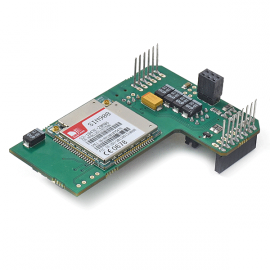 GPRS+GPS Quadband Module for Arduino, Raspberry Pi and Intel Galileo (SIM908)