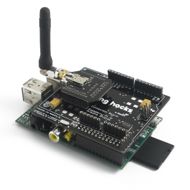 Bluetooth shield for Raspberry Pi