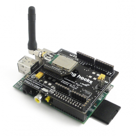 Bluetooth PRO shield for Raspberry Pi
