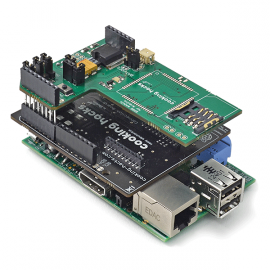 GPRS+GPS Quadband Shield for Raspberry Pi (SIM908)