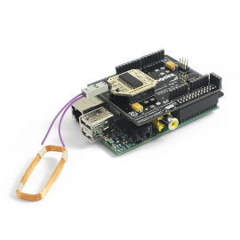 RFID 125 kHz shield for Raspberry Pi