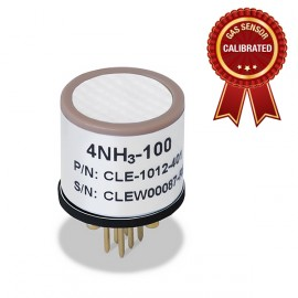 Calibrated Ammonia (NH3) gas sensor