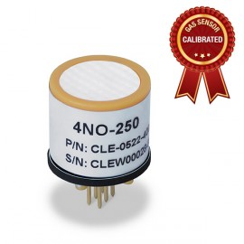 Calibrated Nitric Oxide (NO) gas sensor