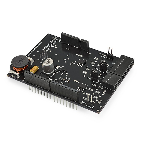 4-20ma To RS485 or RS232 Converter - indo-warecom