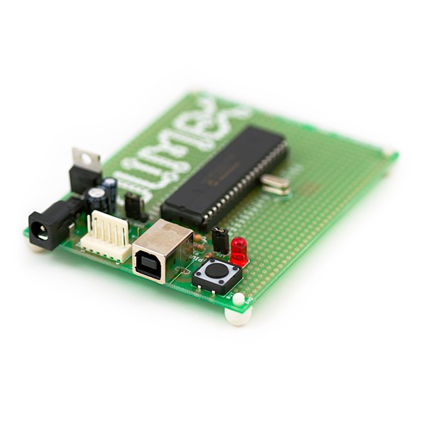 buy 40 pin pic development board for pic18f4550 with usb online