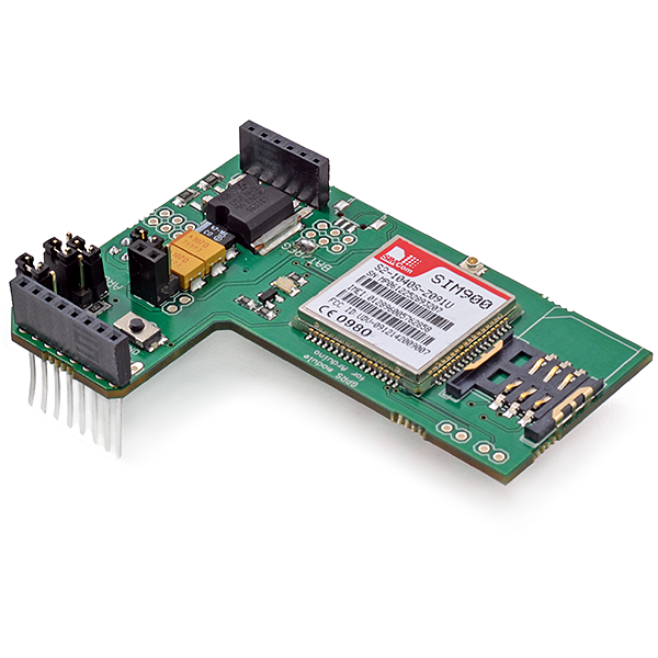 GPRS/GSM Quadband Module for Arduino, Raspberry Pi and Intel
