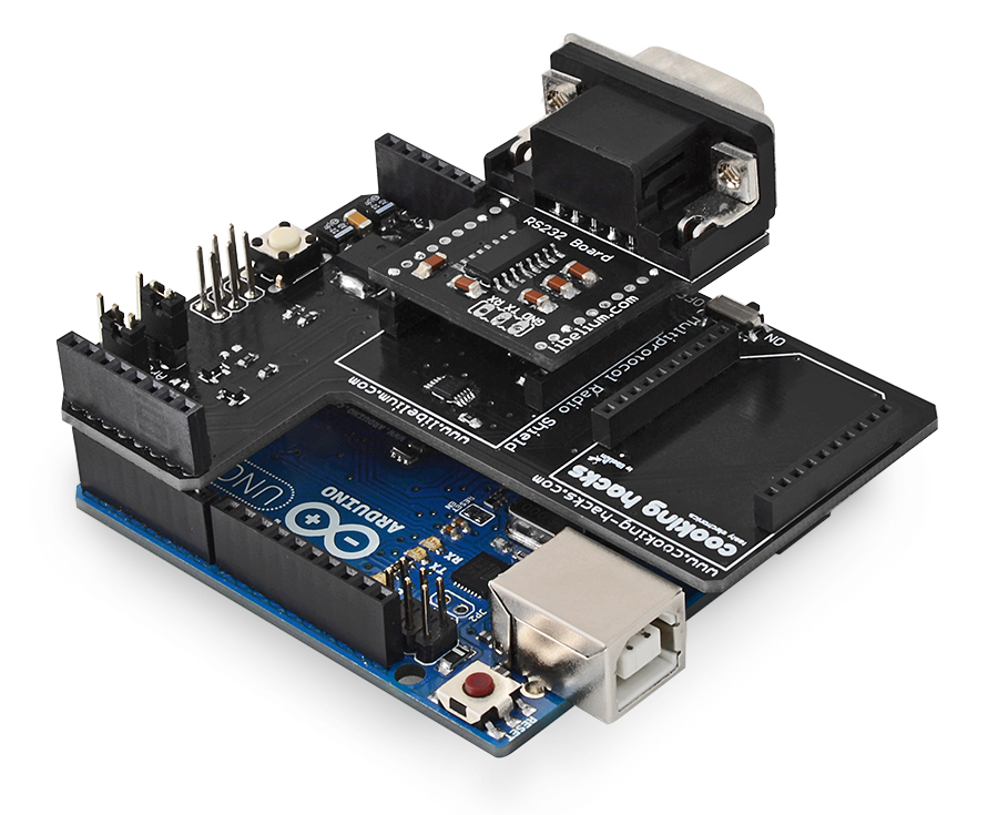 RS-232 Module Tutorial for Arduino, Raspberry Pi and Intel