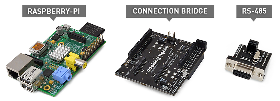 RS-485 Module Tutorial for Arduino, Raspberry Pi and Intel