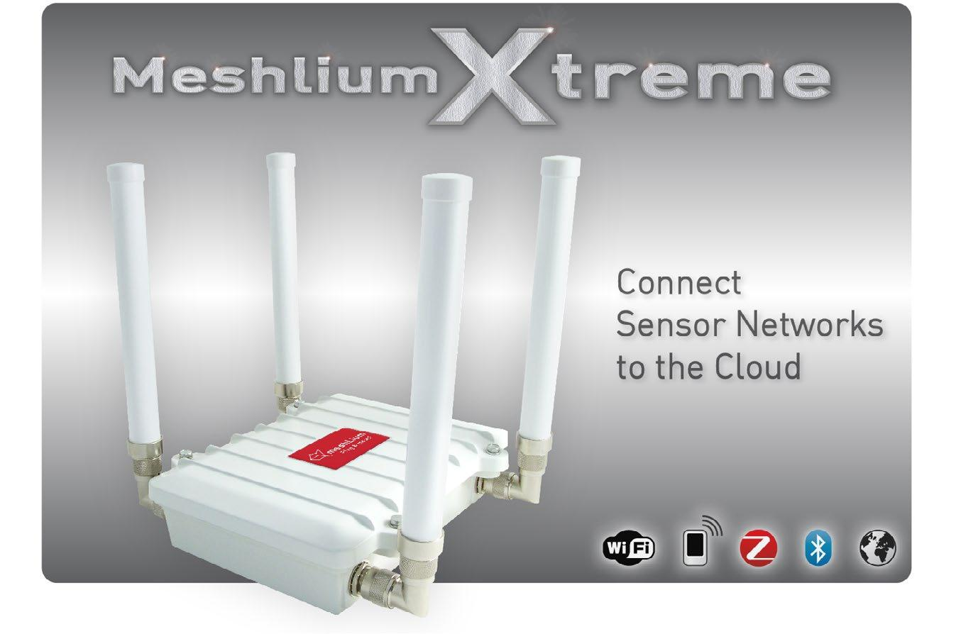 Waspmote Wireless Sensor Networks Open Source Platform Router Setup Furthermore Connection Diagram Meshlium Is A Linux Which Works As The Gateway Of It Can Contain 5 Different Radio Interfaces Wifi 24ghz 5ghz