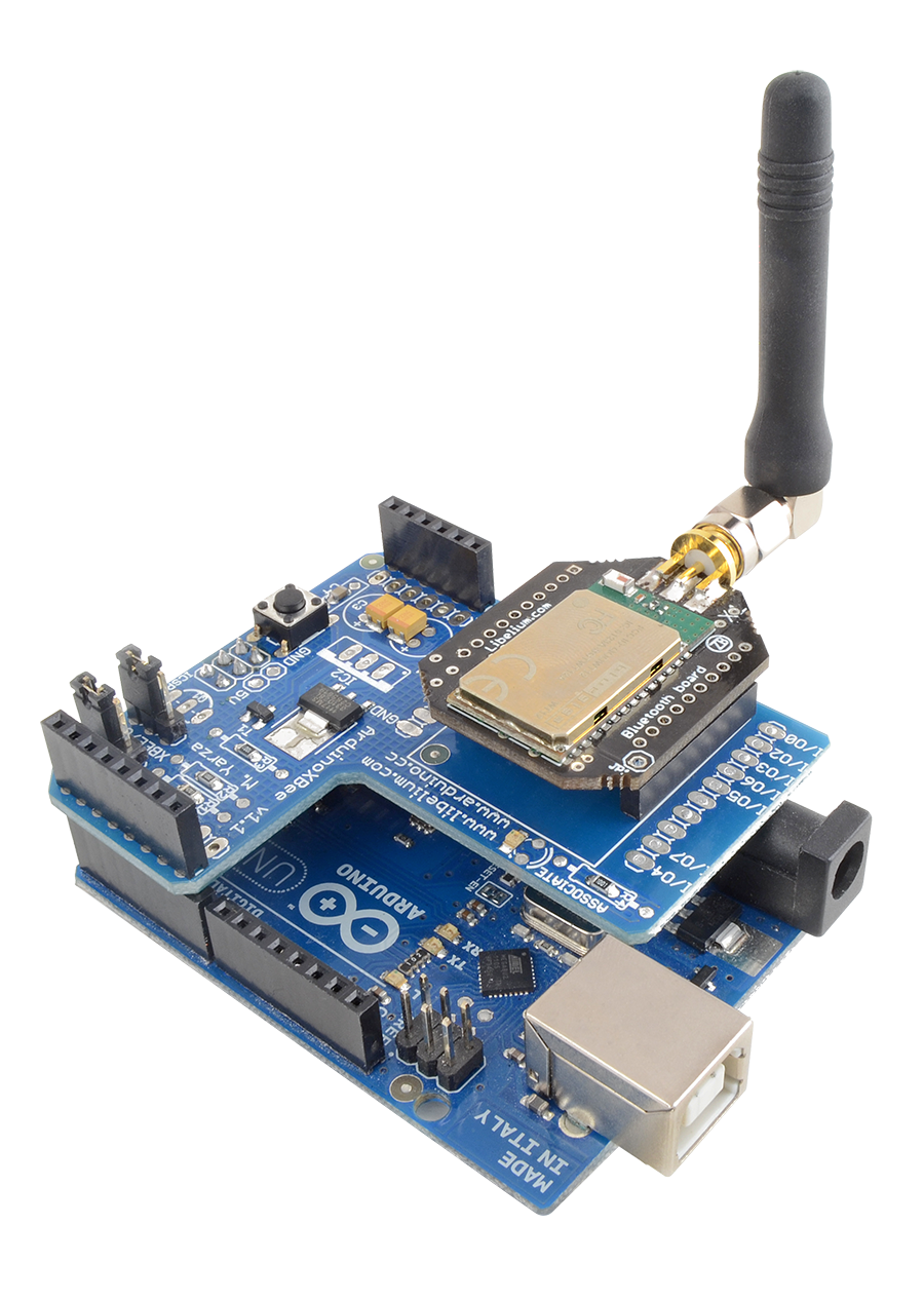 Bluetooth module PRO for Arduino and Raspberry Pi