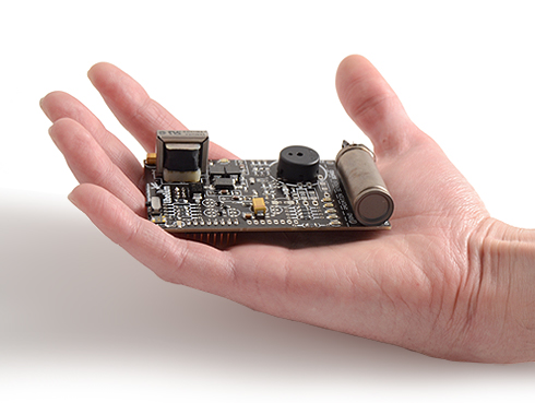 Geiger Counter - Radiation Sensor Board for Arduino and