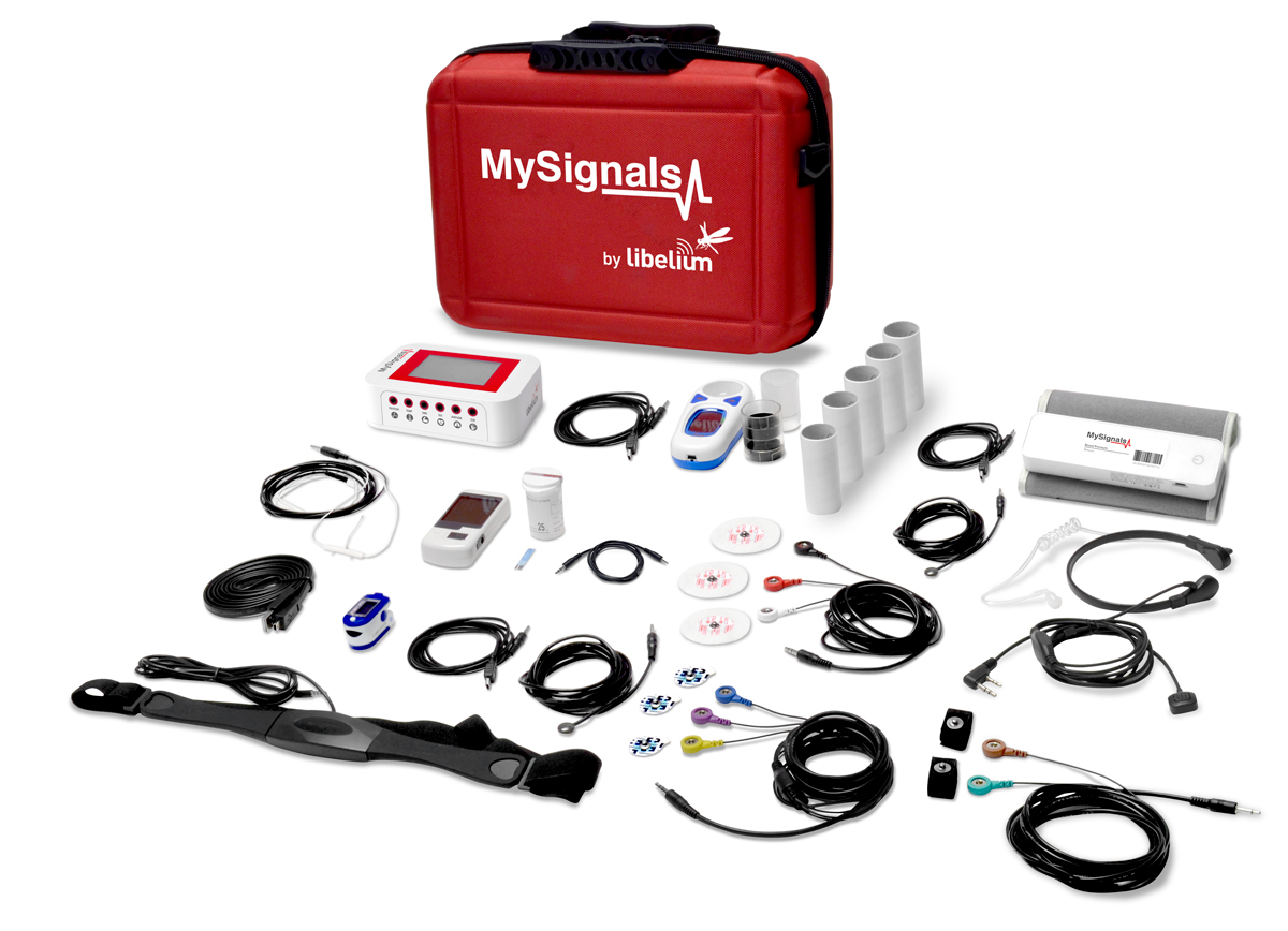 Mysignals Sw Ehealth And Medical Iot Development Platform Heartbeat Monitor Project Circuit With Tachycardia Alarm Circuits Allows Users To Perform Biometric Diagnosis Where Body Monitoring Is Needed By Using More 16 Different Sensors Pulse Oxygen In Blood Spo2