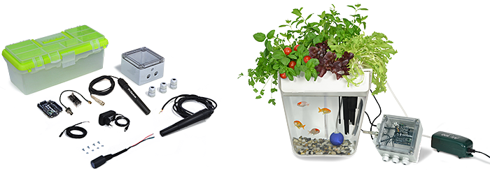 Open Garden - Hydroponics & Garden Plants Monitoring for Arduino