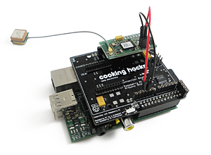 how to connect breakout board gps to raspberry pi
